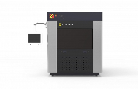 KINGS 1200 Pro large print volume SLA 3d printer